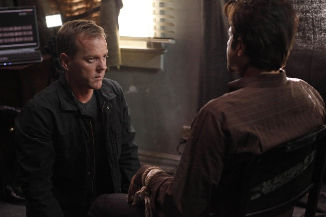 Jack Bauer Omar Hassan 24 Season 8 Episode 16
