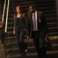 Chloe O'Brian and Brian Hastings 24 Season 8 episode 17