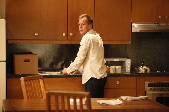 Jack Bauer apartment 24 Season 8 episode 17