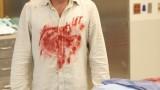 Jack Bauer watches over Renee Walker's corpse 24 Season 8 Episode 18