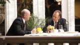 Mikhail Novakovich and Charles Logan 24 Season 8 Episode 18