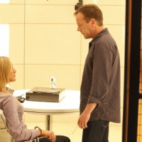 Jack Bauer interrogates Dana Walsh 24 Season 8 Episode 18
