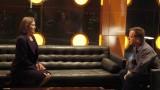 President Allison Taylor and Jack Bauer meet at CTU 24 Season 8 Episode 18