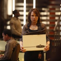 Chloe O'Brian says goodbye to Jack Bauer 24 Season 8 Episode 18