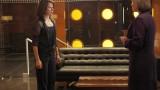 Chloe O'Brian meets with President Allison Taylor at CTU 24 Season 8 Episode 18