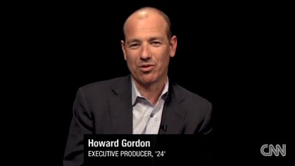 Howard Gordon on CNN talks 24 Series Finale and Movie