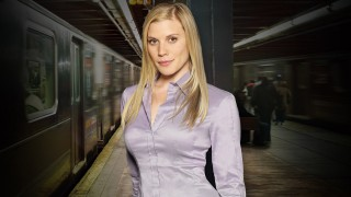 Katee Sackhoff as Dana Walsh in 24 Season 8