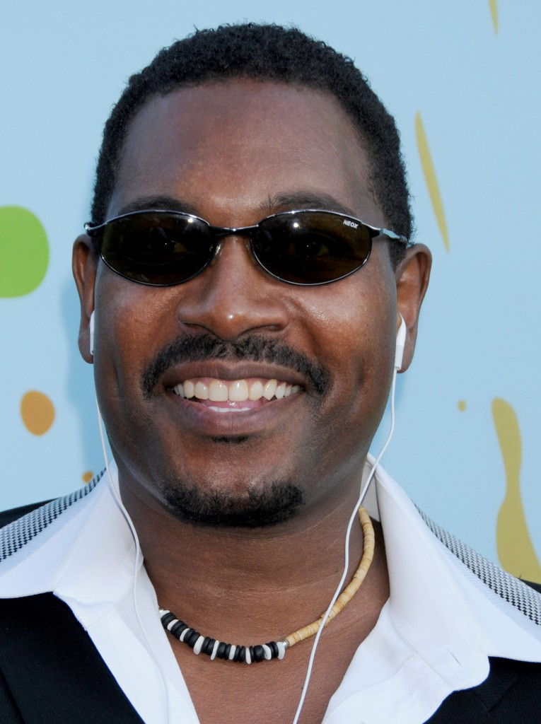 Mykelti Williamson at FOX Summer TCA All Star Party
