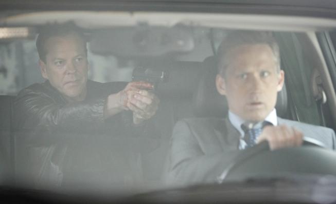 Jack Bauer takes Jason Pillar hostage 24 series finale