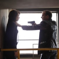 Jack Bauer and Chloe O'Brian face off 24 series finale