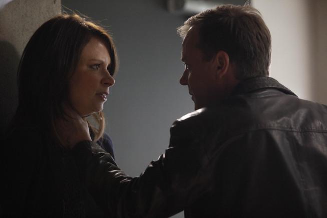 Jack Bauer chokes Chloe O'Brian 24 series finale
