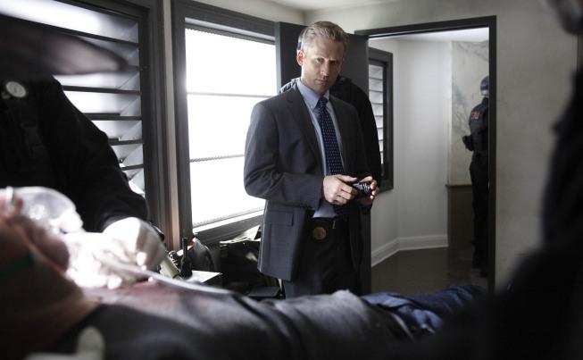 Reed Diamond as Jason Pillar 24 series finale