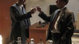Jason Pillar and Charles Logan toast 24 series finale