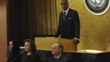 Eriq La Salle as U.N. Secretary General 24 Season 8