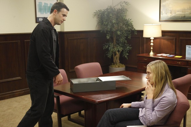 Cole Ortiz and Dana Walsh 24 Season 8 Episode 20