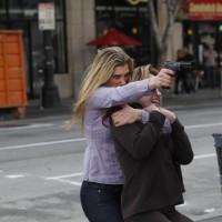 Dana Walsh shootout NYC Street