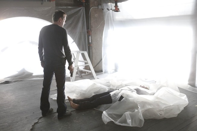 Jack Bauer kills Dana Walsh
