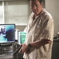 Michael Madsen as Jim Ricker gun 24 Season 8 Episode 21