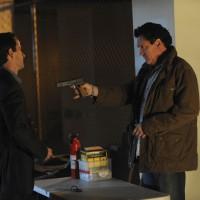Pavel Tokarev and Michael Madsen as Jim Ricker 24 Season 8 Episode 21
