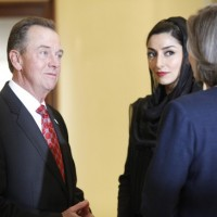 Charles Logan and Dalia Hassan 24 Season 8 Episode 22