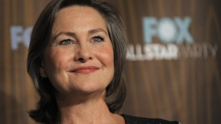 Cherry Jones at FOX Winter All-Star Party in Pasadena