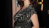Annie Wersching baby bump