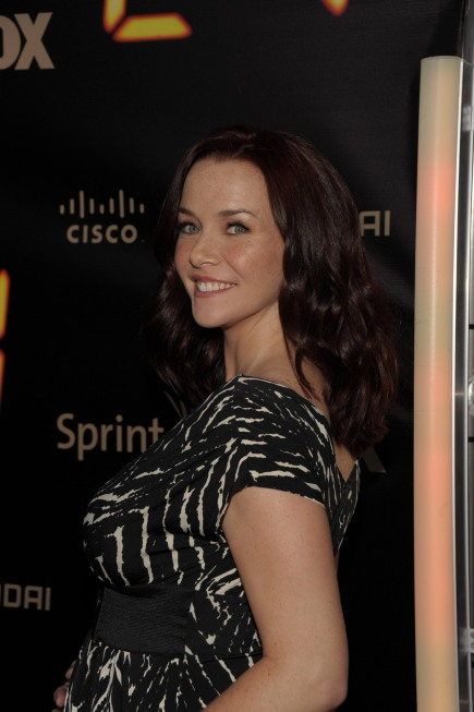 Annie Wersching at 24 Series Finale Party