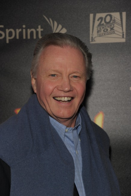 Jon Voight at 24 Series Finale Party
