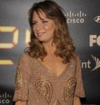 Mary Lynn Rajskub at 24 Series Finale Party