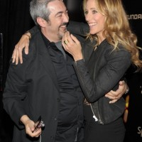 Jon Cassar and Kim Raver 24 Series Finale Party