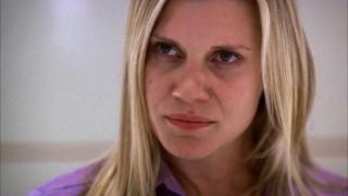 Dana Walsh is interrogated by Jack Bauer