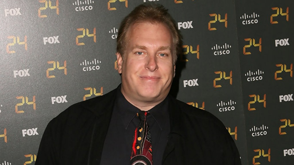 David Fury at 24 Season 7 Premiere Screening