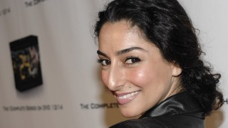 Necar Zadegan attends the 24 Marathon Event
