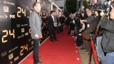 Kiefer Sutherland red carpet at 24 Series Finale Party