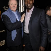 Jon Voight and Dennis Haysbert 24 Series Finale Party