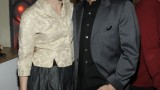Leslie Hope and Kiefer Sutherland at 24 Series Finale Party