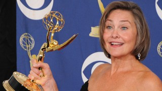 Cherry Jones wins Outstanding Supporting Actress in a Drama Series Emmy for 24 Season 7