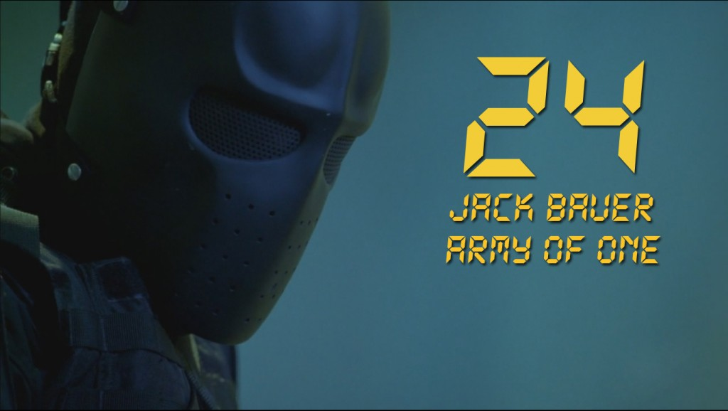 Jack Bauer - Army of One wallpaper by Craig