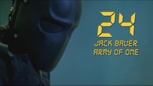 Jack Bauer Army of One Darth Bauer Mask 24 Season 8