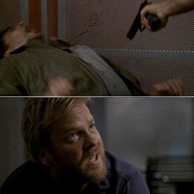 24 Jack Bauer Hacksaw