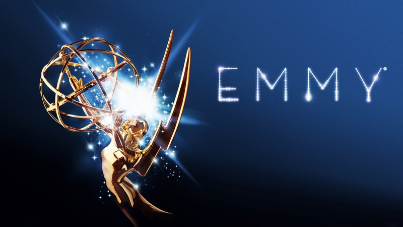 Emmy Awards key art