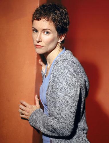Leslie Hope as Teri Bauer on 24
