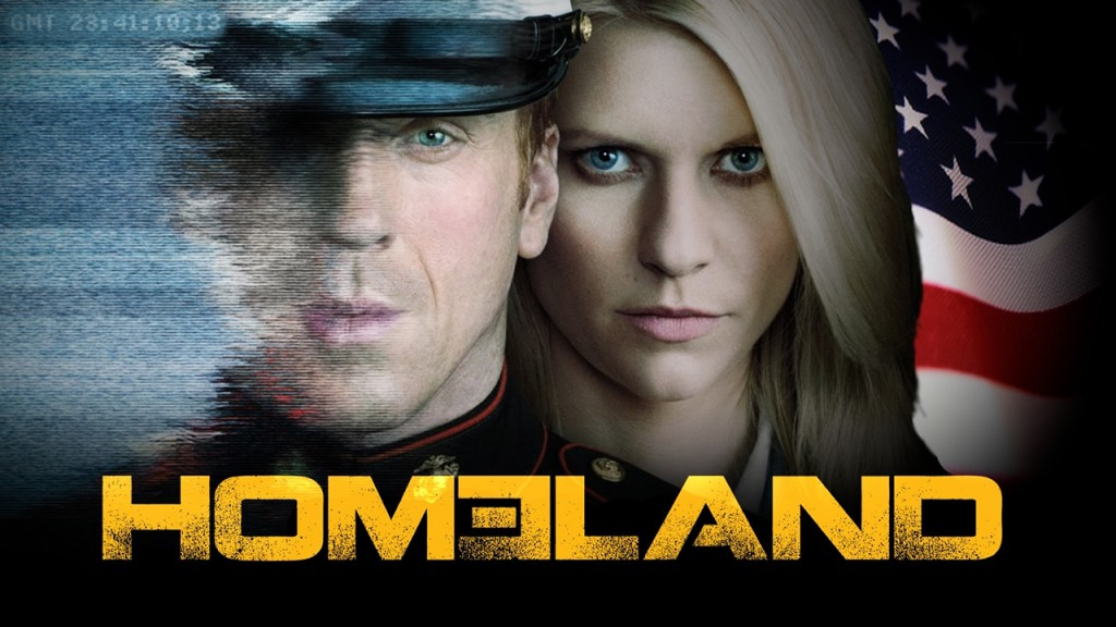 Homeland key art