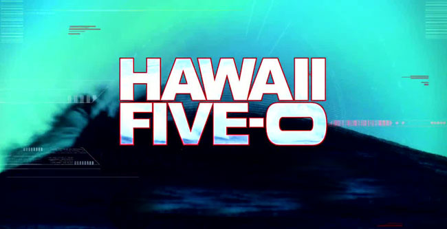 Hawaii Five-0 logo