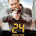 Jack Bauer 24 Season 8 Japanese Promotional Artwork
