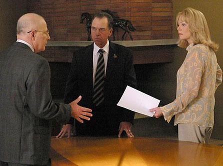Charles and Martha Logan in 24 Season 5
