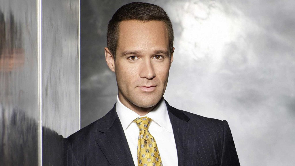 Chris Diamantopoulos as Rob Weiss in 24 Season 8