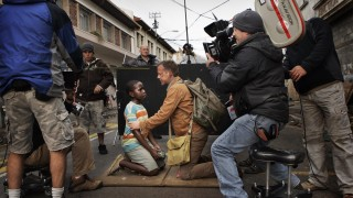 24 Redemption Behind the Scenes - Kiefer Sutherland and Siyabulela Ramba