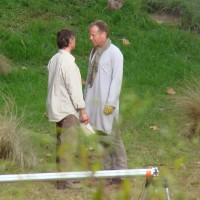 24 Redemption Set Pics Robert Carlyle and Kiefer Sutherland