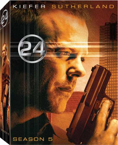 Final 24 Season 5 DVD cover art